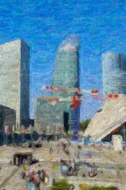 027V_Fotoladefense_161241_2-Format_4-3_V-4500-6000_Arche_Nord-impasto-textured-canvas