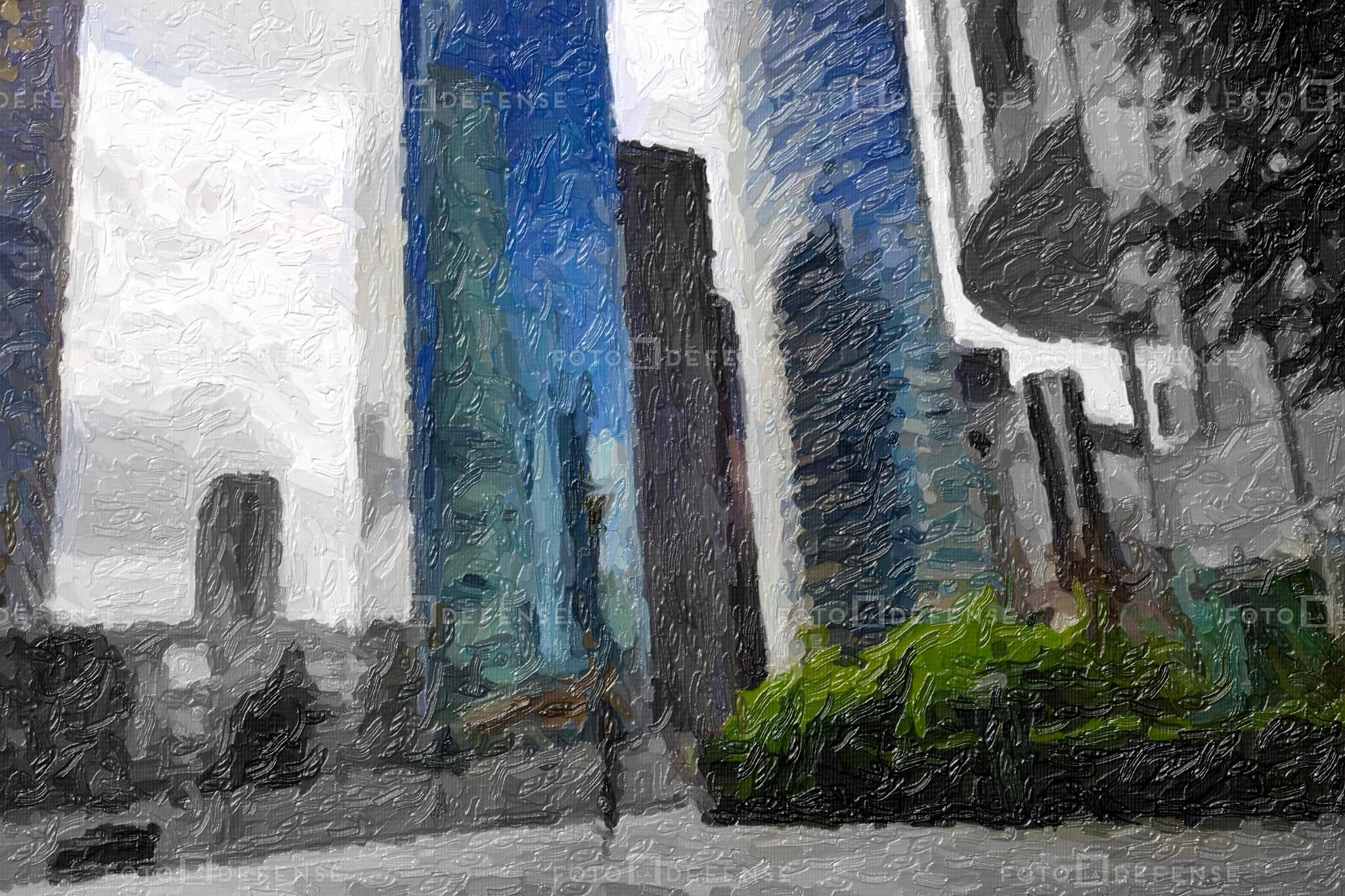 photos d'architecture impressioniste